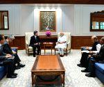 ADB President meets PM Modi