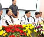 Review meeting of Agriculture and allied sectors - Sarbananda Sonowal
