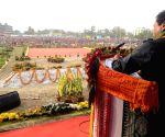 16th Bodoland Day celebration - Sarbananda Sonowal