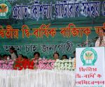 Tarun Gogoi during Assam Cha Jonagosthi Sahitya Sabha Session