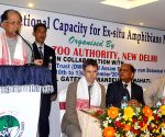 Tarun Gogoi inaugurates a workshop on Building National Capacity for Ex Situ Amphibians Management and Conservation