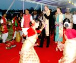 British royal couple arrives in Assam to warm welcome