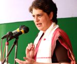 Alarmed by rising Covid cases, Priyanka calls meeting of UP leaders