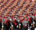 2019 Republic Day Parade - Assam Rifles' all women contingent