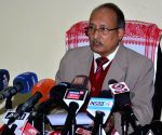Assam State Election Commissioner's press conference