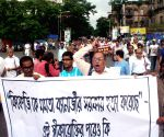 APDR rally against WB Govt.