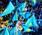 KAZAKHSTAN ASTANA PRESIDENT NAZARBAYEV ELECTION VICTORY