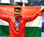 Shiva Thapa wins opening bout at Men's World Boxing