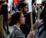 GREECE ATHENS U.S. DEMONSTRATION
