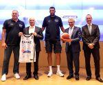 GREECE-ATHENS-FIBA WORLD CUP-GREEK NATIONAL TEAM-PRESENTATION