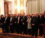 GREECE ATHENS POLITICS NEW CABINET