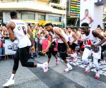 GREECE-ATHENS-ANTETOKOUNMPO CHARITY RUN