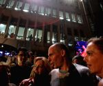 GREECE ATHENS PUBLIC BROADCASTER REOPENING