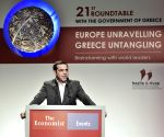 GREECE ATHENS PM ECONOMIC FORUM