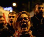 GREECE ATHENS PROTEST OBAMA VISIT