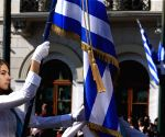 GREECE ATHENS OHI DAY PARADE