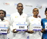 Kipruto aims to break Bekele's course record in Kolkata 25 km race