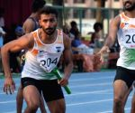 Several top athletes to miss Monday's Indian GP IV