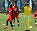 ISL 2018 - ATK practice session