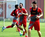 ATK - practice session