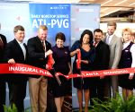 U.S. ATLANTA DELTA SHANGHAI FLIGHT RELAUNCH