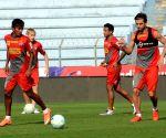 : (161116) Kolkata: Atletico de Kolkata - practice session