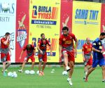 Practice session - ATK