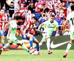 Atletico Madrid held by Athletic Club Bilbao in La Liga