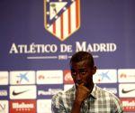 JACKSON MARTINEZ, NEW PLAYER OF ATLETICO MADRID