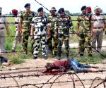 BSF officials recover 12 kg heroine