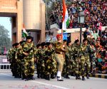 Republic Day programme organised at the Attari-Wagha border