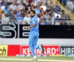 Auckland (New Zealand): 2nd T20I - India Vs New Zealand