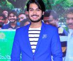Audio launch of Telugu film Iddari Madhya 18