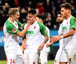 GERMANY AUGSBURG SOCCER BUNDESLIGA AUGSBURG VS MAINZ