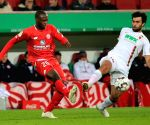 GERMANY AUGSBURG SOCCER GERMAN DFB AUGSBURG VS MAINZ