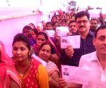 Over 46% polling until noon in Bihar