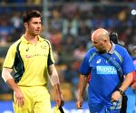 Stonis stars in Aussies' 4-run win in first T20I