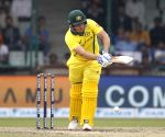 Finch ready to bat down the order at World Cup