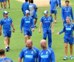 Australian cricket team at Eden Gardens