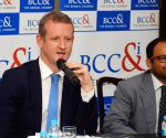 Rod Hilton during an interaction at Bengal Chamber