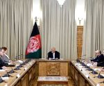 Aus FM meets Ghani in Kabul to discuss troops withdrawal