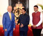 Australian PM meets Maharashtra Governor, CM