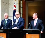 Aus Treasurer rules out early lifting of COVID-19 restrictions