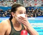 Aussie swimmer McKeown breaks Olympic record to win women's 100m backstroke