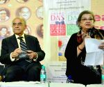 Author Gurcharan Das at 43rd Kolkata International Book Fair