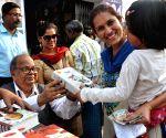 Kolkata Book Fair - Mani Shankar Mukherjee