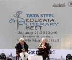 Kolkata Literary Meet 2016 - Ruskin Bond, Jayant Kripalani & Abhinav Bindra