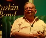 Ruskin Bond launches his autobiography