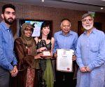 Kerala braveheart gets Neerja Bhanot Award