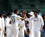 England reach 100 for loss six wickets, soon after tea